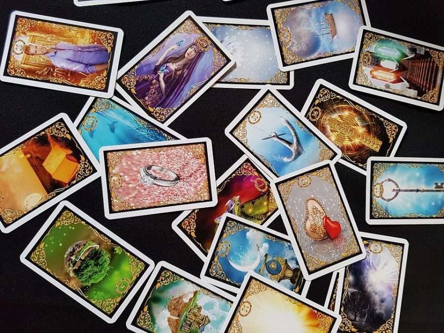 oracle card readings