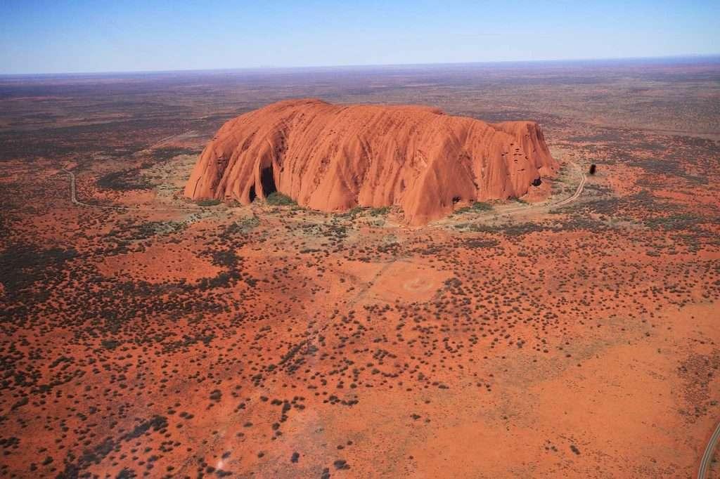 Ayers Rock Uluru