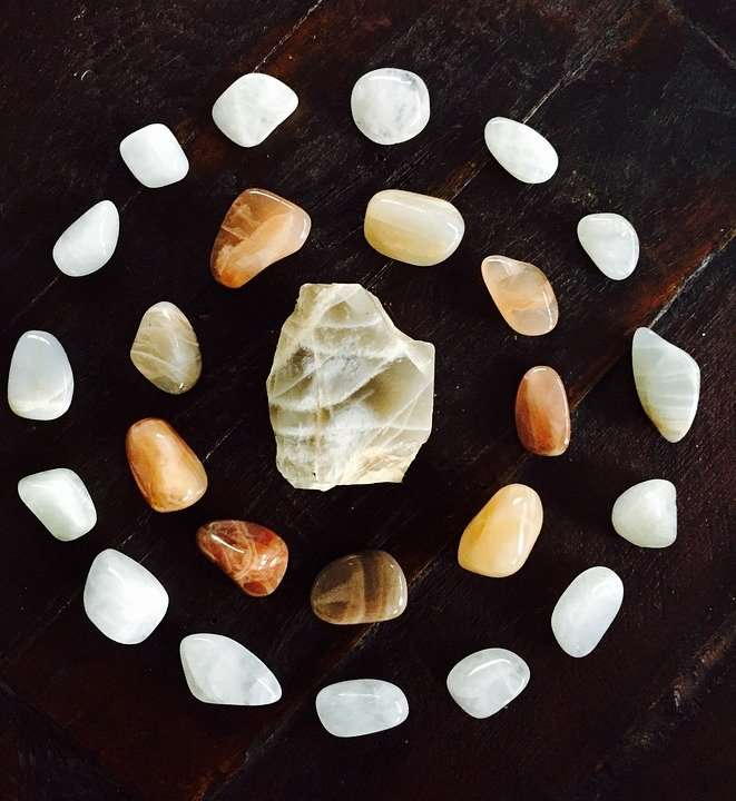 moonstone crystals