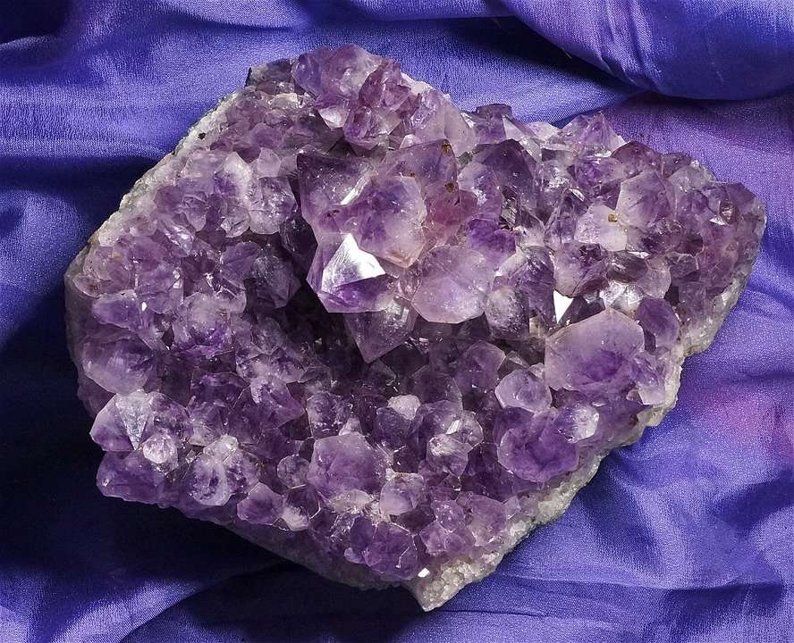 crystal healing focus