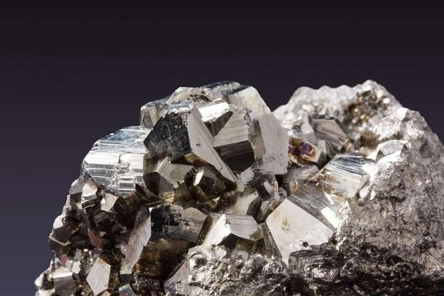 verre de guérison pyrite