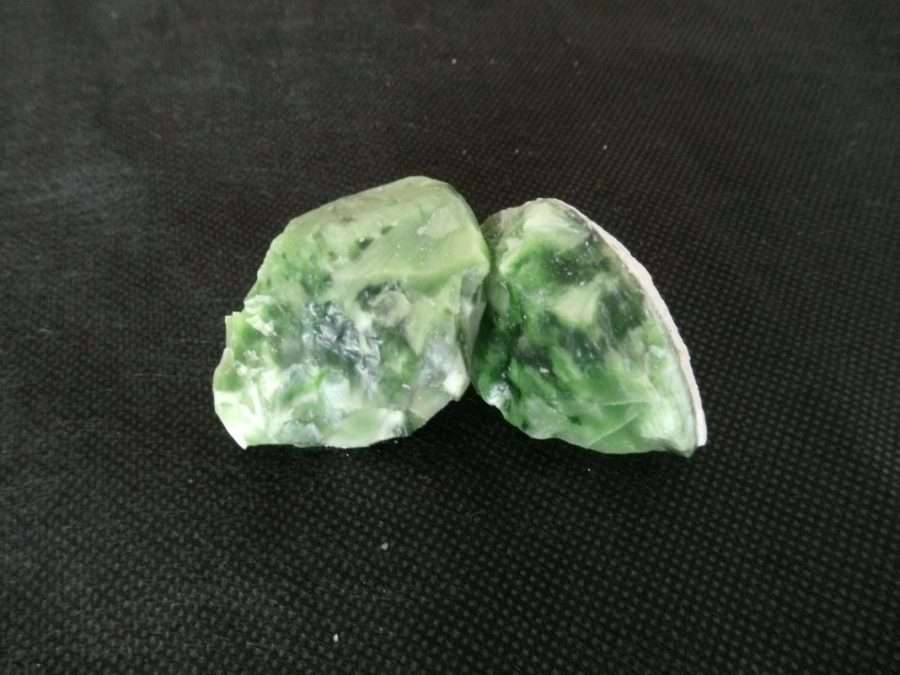 healing with emerald
