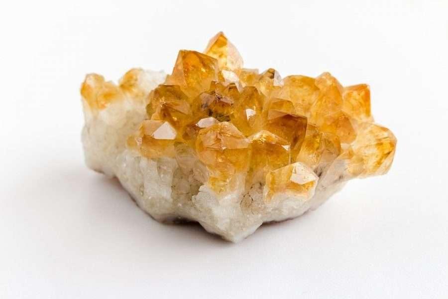 citrine crystal healing