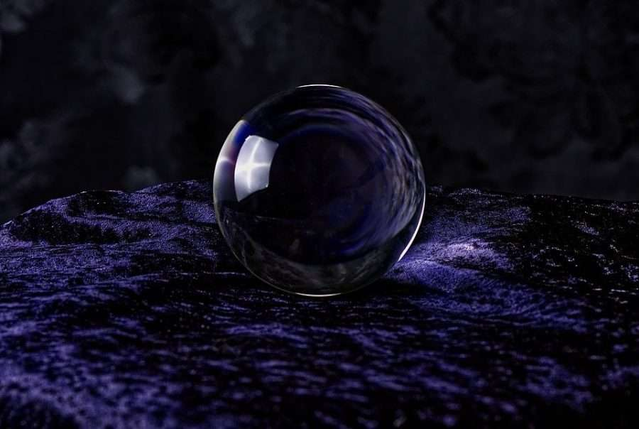 using crystal ball