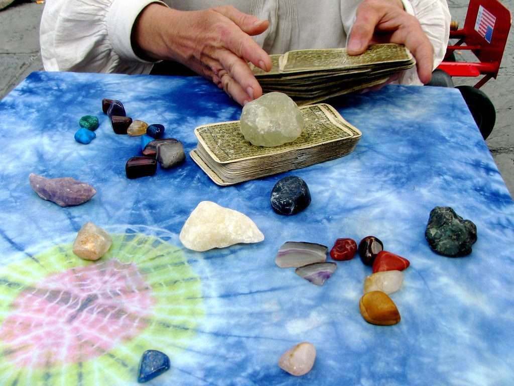 oracle card session